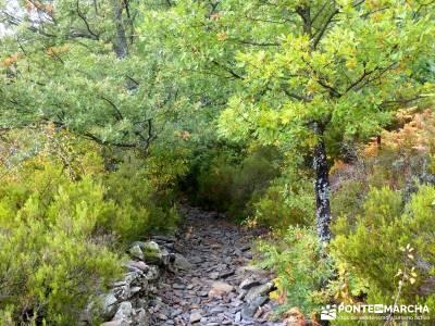 Ascenso al pico Ocejón [Serie Clásica]viajes organizados desde madrid viajes de naturaleza rutas d